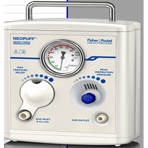 Neopuff Infant Resuscitator Set