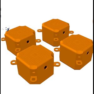 Kubus Apung HDPE Flot Basic Assembly