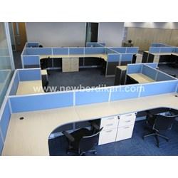 Desain Dan Bangun Interior PT. COOEC Indonesi