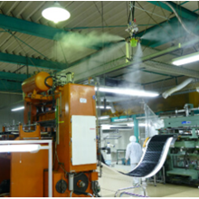 Dry Fog Humidification System