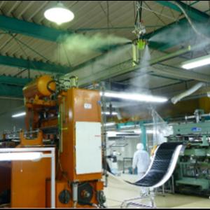 Dry Fog Humidification System