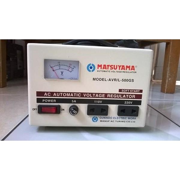Stabilizer Matsuyama L0.5GS (400VA)