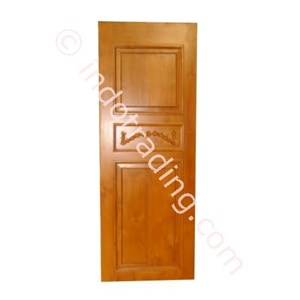 Sell Teak Wooden Door From Indonesia By Faridas Art Jepara Cheap Price