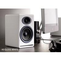 Jual Speaker Pasif Audioengine P4 White 2