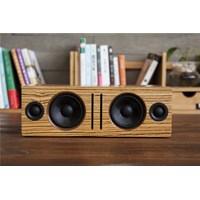 Beli Speaker Bluetooth Audioengine B2 Zebrawood 4