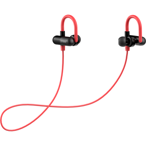 Handphone Bluetooth Earphone Qcy Qy11 Black Red
