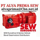 Sew HELICAL GEARMOTOR AGENT SEW PT ALVA PRIMA GLODOK 3
