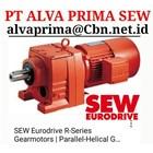 Sew HELICAL GEARMOTOR AGENT SEW PT ALVA PRIMA GLODOK 2