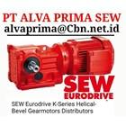 SERI R SERI K Sew Gear Motor Seri K PT ALVA PRIMA SEW GEAR MOTOR 1