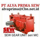 Sew GearBox Seri X SERI MC ML PT ALVA SEW GLODOK SEW GEAR MOTOR 1