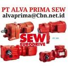 JAKARTA INDONESIA Sew Gear Motor Seri K PT ALVA PRIMA SEW GEAR MOTOR 1