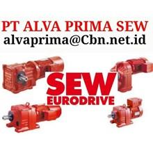 INDONESIA Sew Gear Motor Seri K PT ALVA PRIMA SEW
