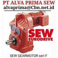 INVERTER  ELECTRIC MOTOR SEW EURO DRIVE  Gear Motor Seri K PT ALVA PRIMA SEW GLODOK
