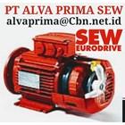 INVERTER & BRAKE MOTOR SEW AC SEW PT ALVA PRIMA 2