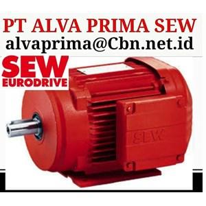 INVERTER & BRAKE MOTOR SEW AC SEW PT ALVA PRIMA