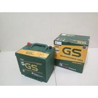 Aki Mobil Gs Maintenence Free 55D23l