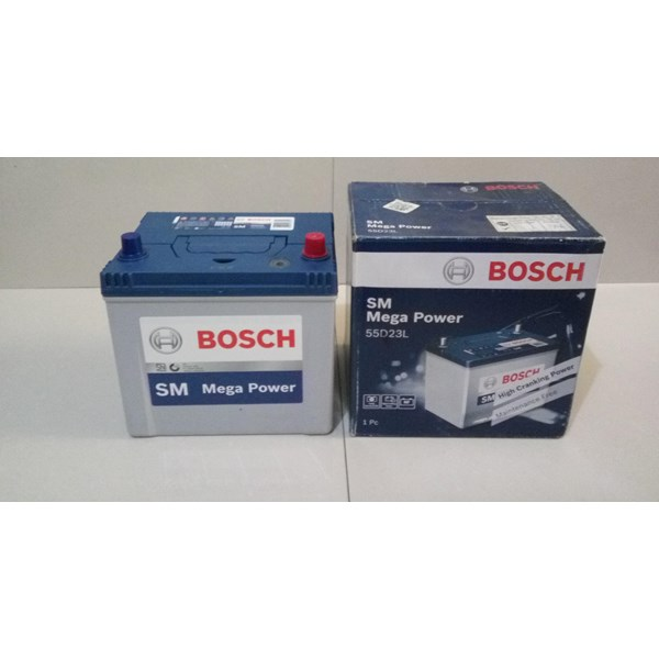 Aki Mobil Bosch 55D23l Maintenence Free