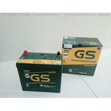 car Gs MF NS 60L