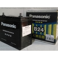 Jual Aki Mobil Panasonic Ns60l Maintenence Free