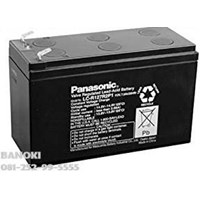 Dari Baterai Kering Panasonic Vrla Np 12-7 0