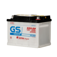 Aki Mobil Gs Astra Premium 555-59