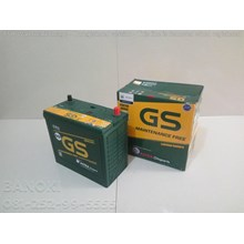 Aki Gs Astra Maintenence Free Ns60