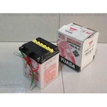 Baterai Aki Motor Yuasa Yb 2.5L-C Untuk Motor Honda Gl