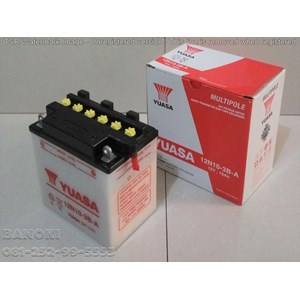 Baterai Aki Motor Yuasa 12N10-3B