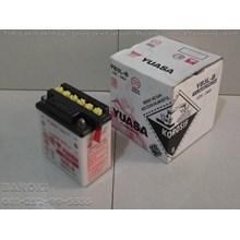 Baterai Aki Motor Yuasa Yb3lb