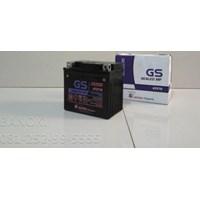 Baterai Aki Motor Gs Astra Maintenence Free Gtz-7S 1