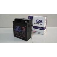 Baterai Aki Motor Gs Astra Maintence Free Gm5z-3B 1