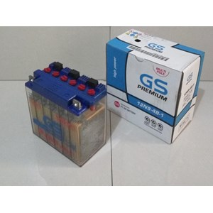 Baterai Aki Motor Gs Astra 12N9-4B