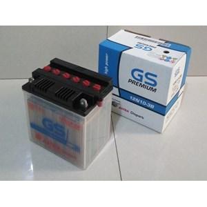 Baterai Aki Motor Gs Astra 12N10-3B
