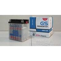Baterai Aki Motor Gs Astra Gm3-3B