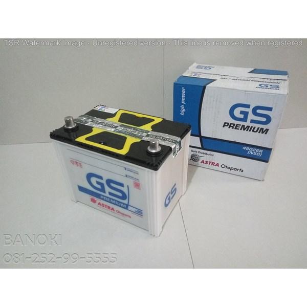 Aki Mobil Gs Premium N50