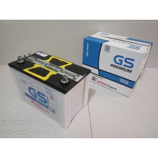 Aki Mobil Gs Premium N70z