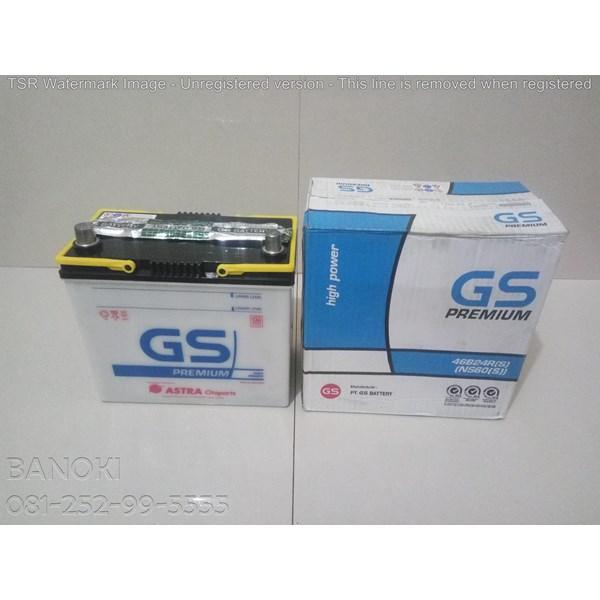 Aki Mobil Gs Premium Ns60s