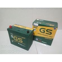 Aki Mobil Gs Maintenence Free Ns60s
