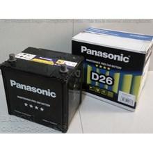Aki Mobil Panasonic Maintenence Free N50z