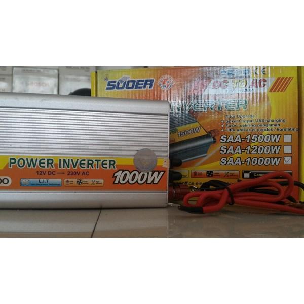 Inverter Elektronik SOOER SOWER SOUER 1000WATT