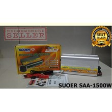 Power inverter sooer souer 1500w 1500watt