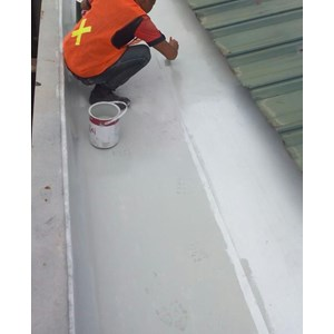 Perbaikan Talang air By CV. Jaya Mandiri