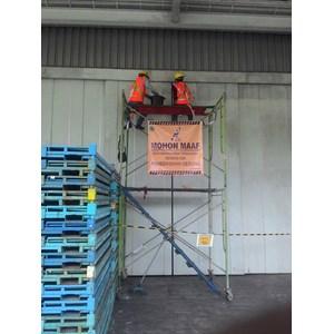 Cleaning Building By CV. Jaya Mandiri