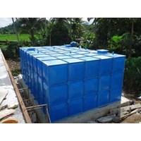 Distributor TANGKI PANEL FIBERGLASS 100 m3 Kota Gorontalo - Bak Fiber