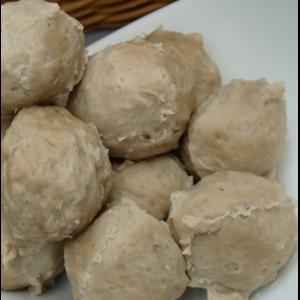 Makanan Tradisional Bakso Sapi