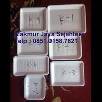 Styrofoam Tray 1