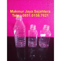 Botol kotak 200Ml