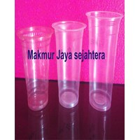Cup Plastik 10 oz 1