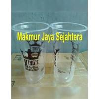 Beli Sablon gelas plastik 22oz 4