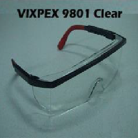 Kacamata Safety Vixo 9801 Clear 1